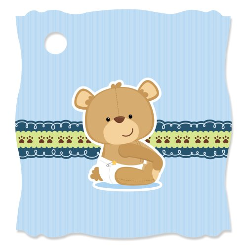 Teddy Bear Baby Shower Favors