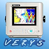 FUSO(フソー) 5.6型LEDカラー液晶GPS・プロッタ・魚探 2周波 400W NF-602α デジタル魚探
