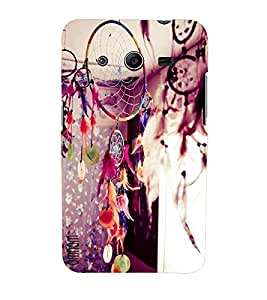 Omnam Articles Lying On Roof Desinger Back Cover Case For Samsung Galaxy Core 2