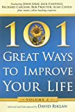 101 Great Ways to Improve Your Life, Volume 2
