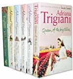 Adriana Trigiani 6 Books Collection Set Pack RRP£41.94 (Big Stone Gap, Big Cherry Holler, Milk Glass Moon, Home to Big Stone Gap, Queen of the Big Time, Lucia Lucia) (Adriana Trigiani Collection)