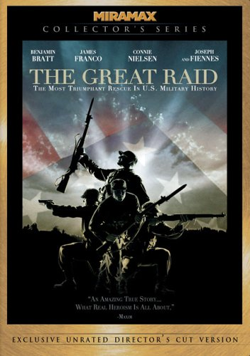 Cover art for  The Great Raid (Widescreen Director's Cut)