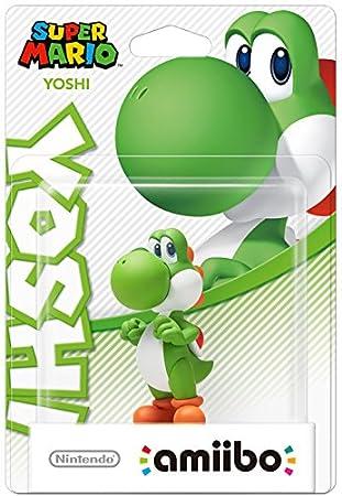 Nintendo - Colección Super Mario: Amiibo Yoshi
