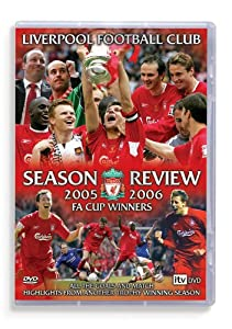 Liverpool - Season Review 20052006 Dvd from ITV Studios
