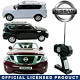 1:16 NISSAN PATROL SUV Electric RC Radio Remote Control Car Toy Official License