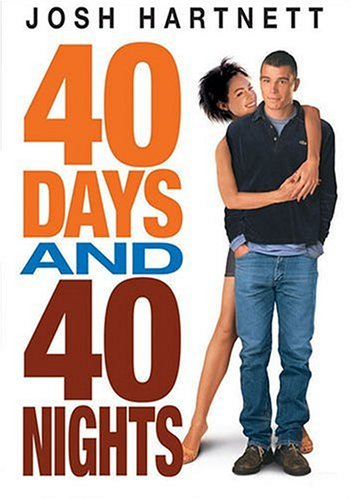 Cover art for  40 Days and 40 Nights