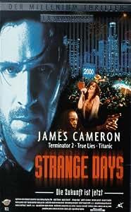 Strange Days [VHS]