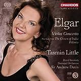 Elgar: Violin Concerto,Op.61; & Alternative Cadenza / Polonia