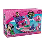 Amazing Disney Mickey Mouse and Friends Minnie Mouse Polka Dot Yacht by Fisher-Price