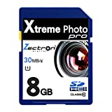 NEW 8GB SD SDHC MEMORY CARD FOR Fujifilm FinePix S4200 CAMERA