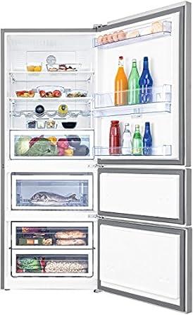 Beko CN151930DX Réfrigérateur 462 L