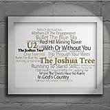U2 - The Joshua Tree -