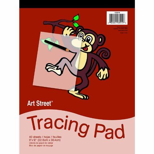 art-street-papel-de-calco-pad-40-hojas