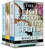 The Leigh Koslow Mystery Series: Books One, Two, and Three: Boxed Set (English Edition)