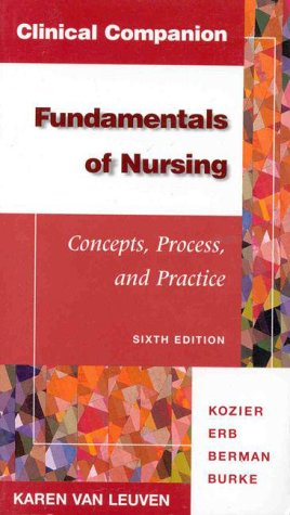 Clinical Companion for Fundamentals of Nursing (6th Edition)