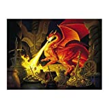 Sunsout Smaug Dragon 1000 Piece Jigsaw P...