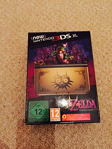 Nintendo 3DS - Konsole New 3DS XL - Limited Majoras Mask Edition