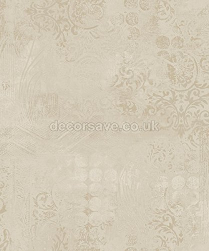 holden-decor-opus-rosalea-texture-beige-wallpaper-35211-italian-vinyl-plain-