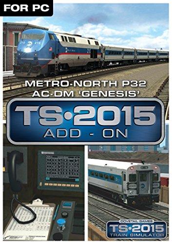 Metro-North P32 Ac-Dm 'Genesis' Loco Add-On [Download]