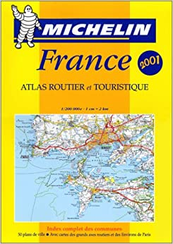 atlas routier france 94 1 200000 carte michelin livres. Black Bedroom Furniture Sets. Home Design Ideas