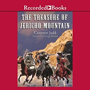 The Treasure of Jericho Mountain Audiobook
