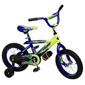 Kent Retro Boy's Bike (14-Inch Wheels)