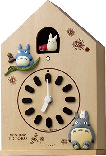 My Neighbor Totoro M899 crate 4MH899-M06 tells the time Totoro my Neighbor Totoro (rhythm clock) Saki