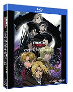 Fullmetal Alchemist the Movie: Conqueror of Shamballa [Blu-ray]