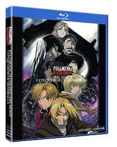 Fullmetal Alchemist the Movie: Conqueror of Shamballa [Blu-ray]