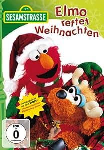 Sesamstraße - Elmo rettet Weihnachten
