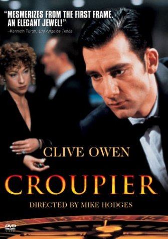 Croupier Cover