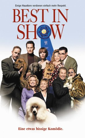 Best in Show [VHS]