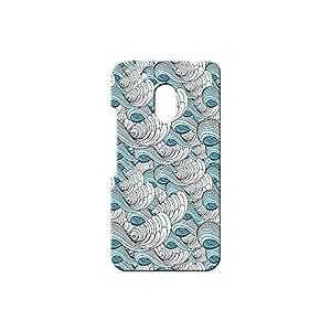 ROCKY Designer Printed Back Case / Back Cover for Motorola Moto G4 Plus (Multicolour)