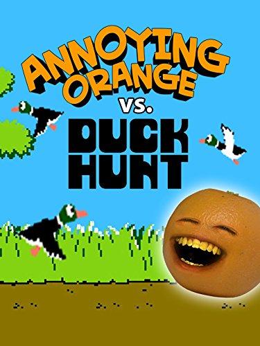 Clip: Annoying Orange vs Duck Hunt