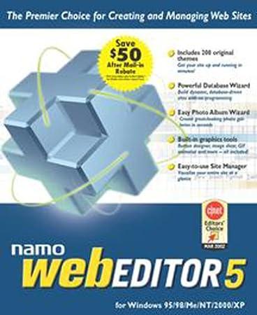 NAMO WebEditor 5.0