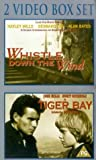Whistle Down The Wind/Tiger Bay [VHS]