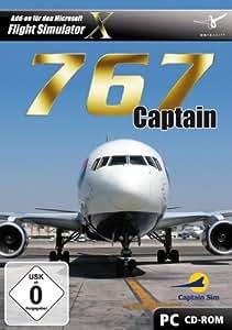 Flight Simulator X - 767 Captain  (PC-DVD)