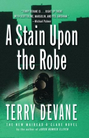 A Stain Upon the Robe, Terry Devane