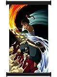 "Avatar: The Legend of Korra Cartoon Fabric Wall Scroll Poster (16"" x 30"") Inches"