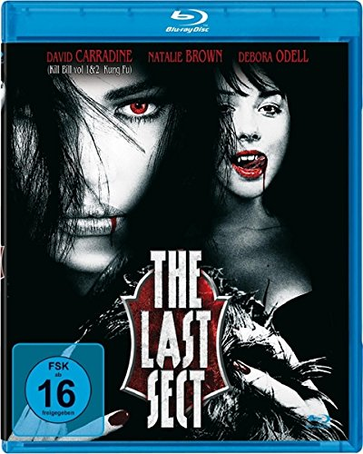The Last Sect [Blu-ray]