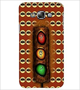 PrintDhaba Signal D-6074 Back Case Cover for SAMSUNG GALAXY GRAND 3 (Multi-Coloured)