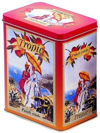 FRANZOSICH VINTAGE METALLBOX 12x8x15cm