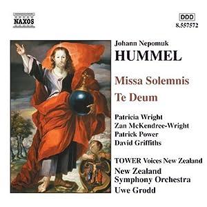 Missa Solemnis/Te Deum
