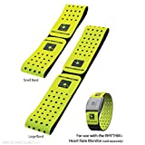 Scosche Rhythm+ Replacement Strap - Green Velcro Strap For Scosche Rhythm+ Optical Heart Rate Monitor Armband