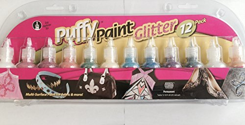 tulip-puffy-paint-glitter-art-craft-for-fabric-t-shirts-denim-paper-set-of-12
