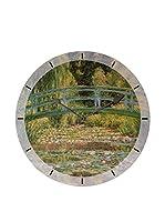 Artopweb Reloj De Pared Monet Le Pont Japonais
