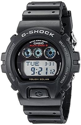 "Casio Men's GW6900-1 ""G-Shock"" Tough Solar Digital Sport Watch from Casio"