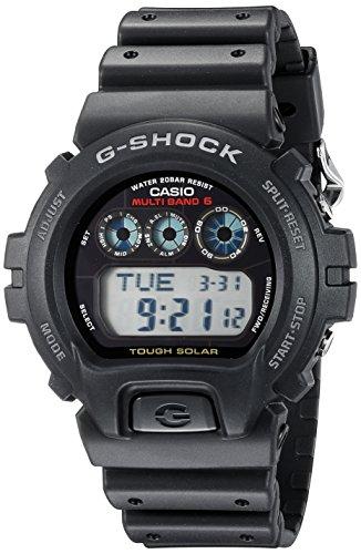 Casio卡西欧 G-Shock GW6900-1  6局电波太阳能表