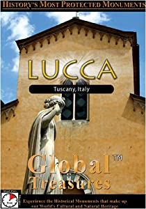 Global Treasures  Lucca Tuscany Italy