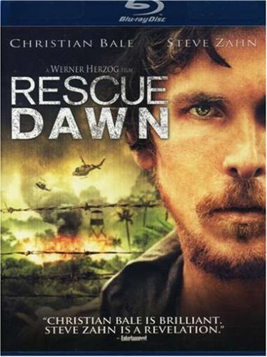 Cover art for  Rescue Dawn [Blu-ray]